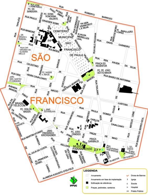mapa-sao-francisco