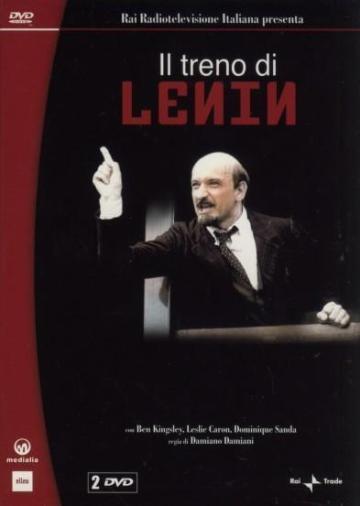 Resultado de imagem para cartaz do filme el tren de Lenin