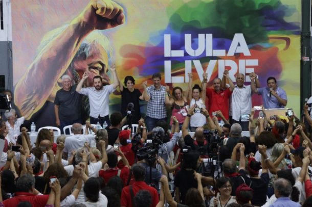 artigo Lula Livre SAB